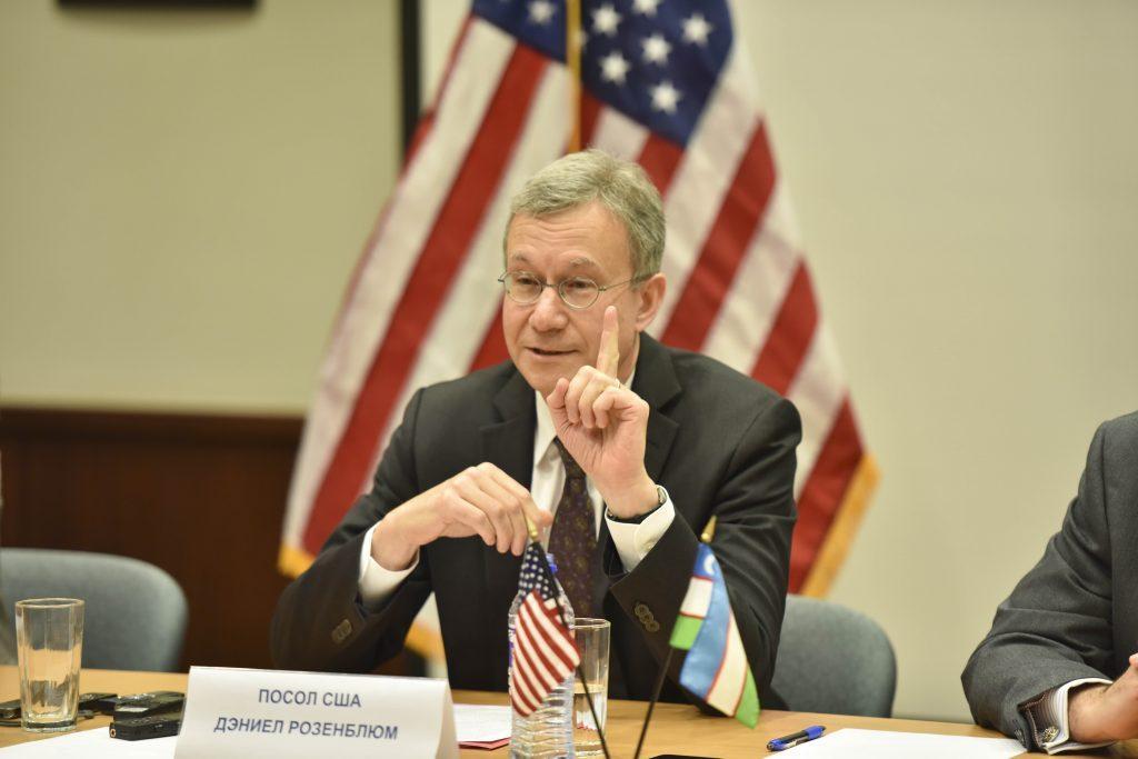 Посол США в Узбекистане заявил