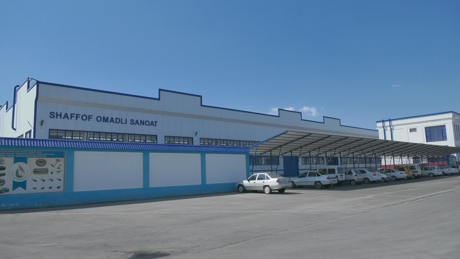 Қўқонда электромобилларни йиғувчи завод қурилмоқда