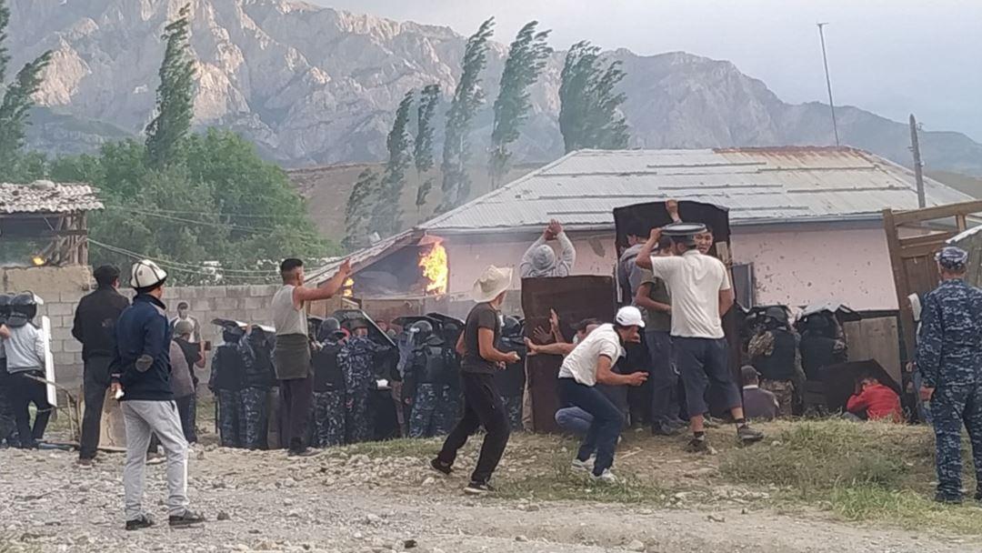 В отношении жителей Сохского района возбуждено уголовное дело по статье «массовые беспорядки»