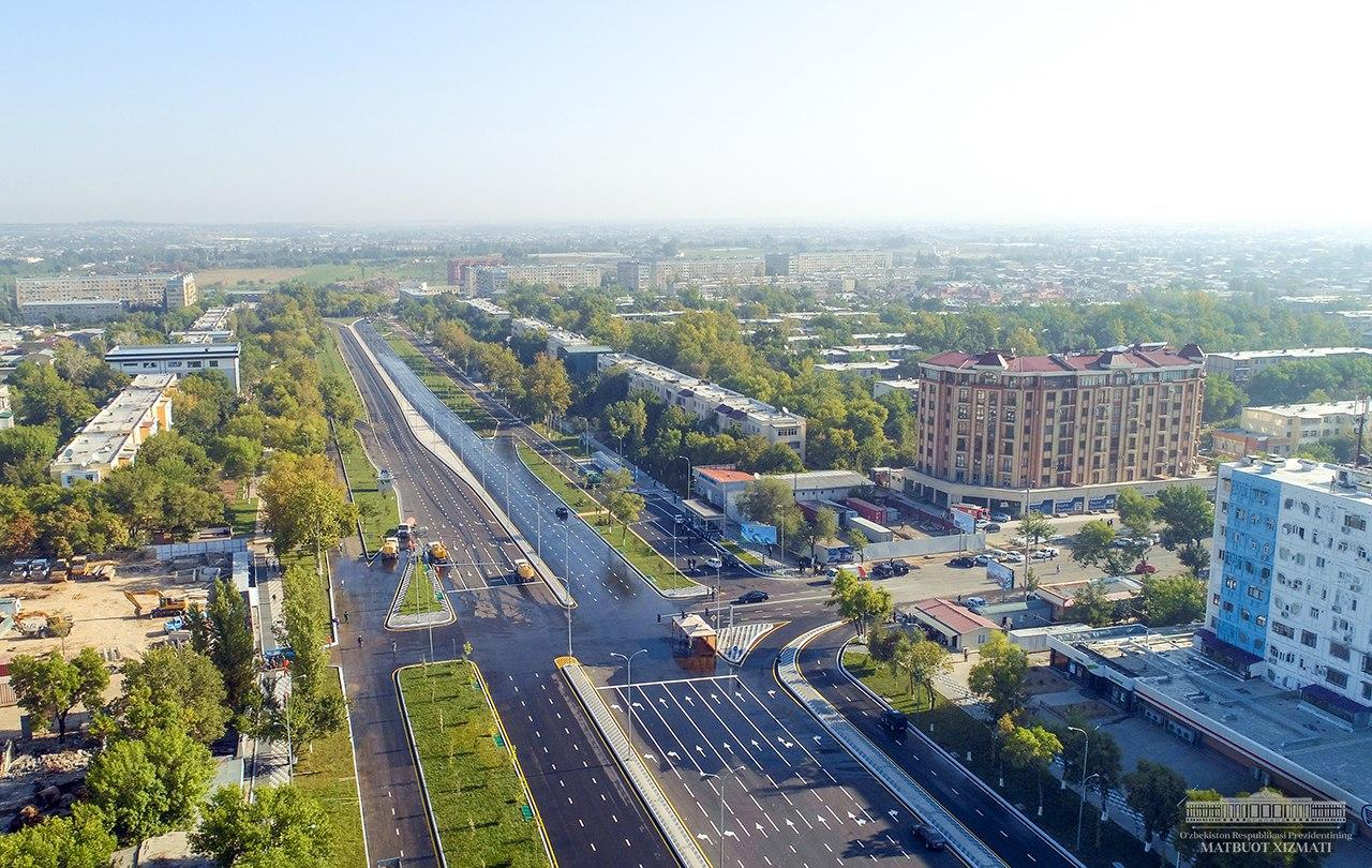 Шавкат Мирзиёев нафақат автомагистралларга