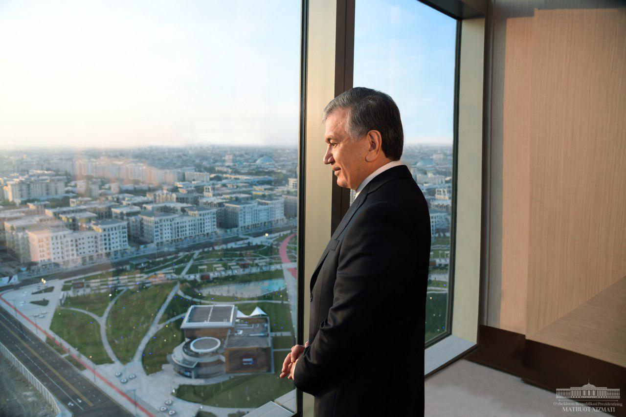 """""""Узбекистан открылся миру"""". Разве страна закрывалась?"""