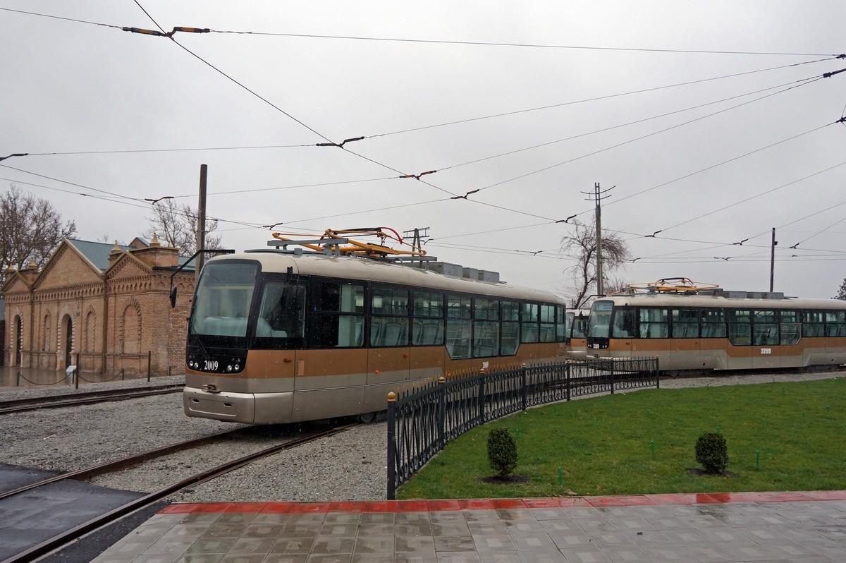 В Самарканде сотрудники дирекции по эксплуатации трамвайных линий присвоили свыше 1 млрд сумов