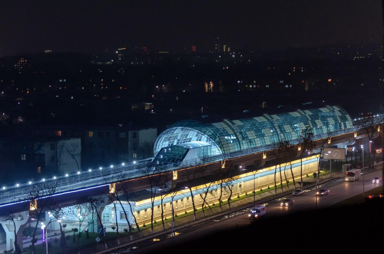 Территорию под новой веткой метро выставят на аукцион – хоким Яшнабадского района
