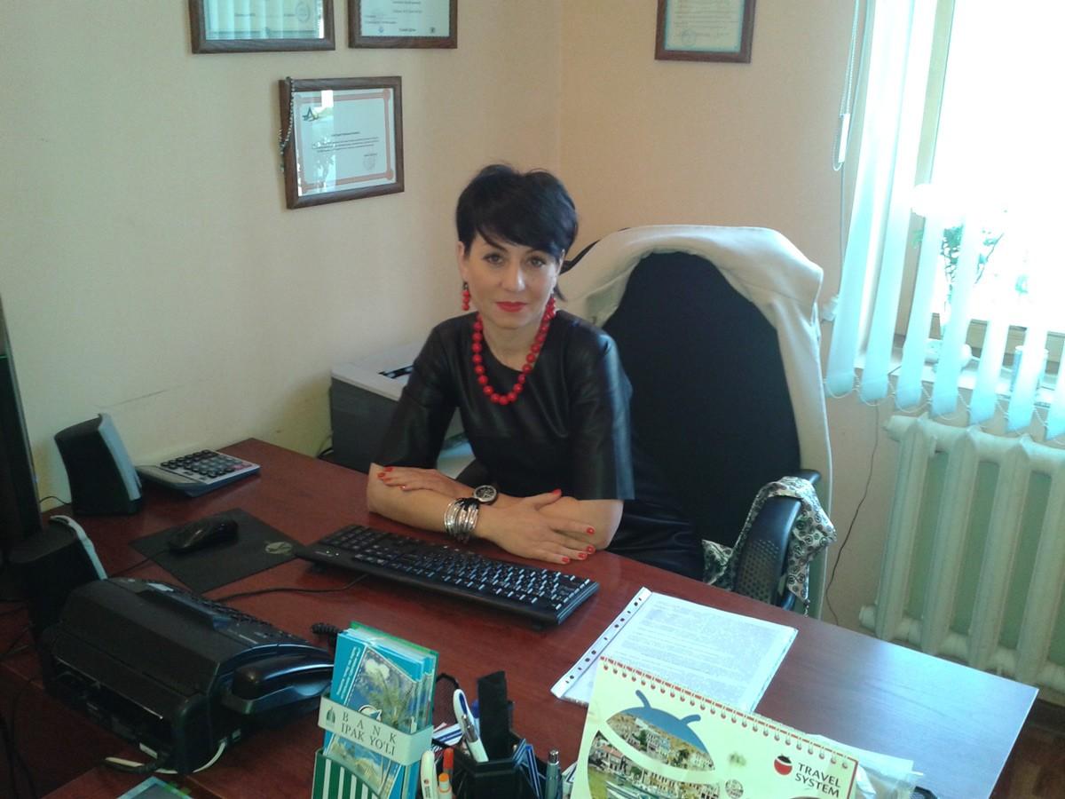 Бизнес по-женски в Узбекистане