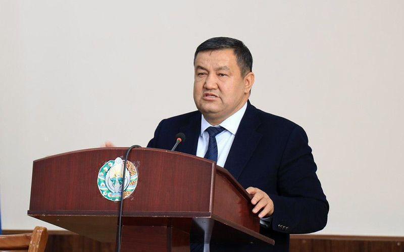 Вице‑премьер Узбекистана Уктам Барноев умер