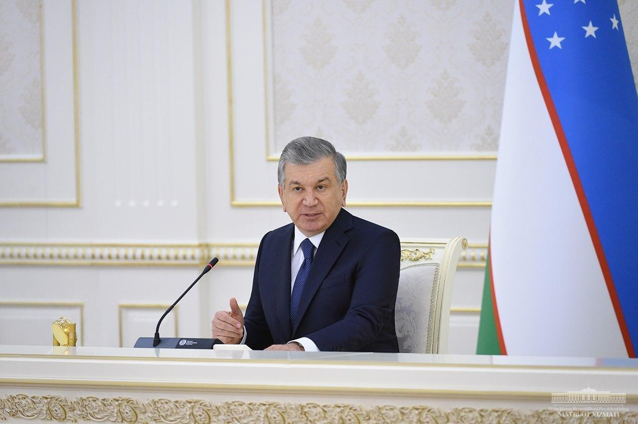 """Ўзбекистон Президенти: """"Ҳокимларни халқ сайлаши керак. Шу кунларга барибир келамиз"""""""
