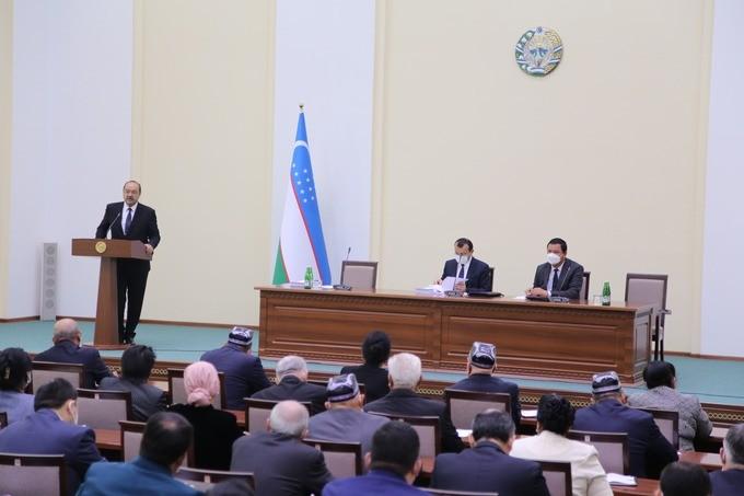 Шухрат Ганиев стал замом премьер-министра в аграрной и продовольственной сферах