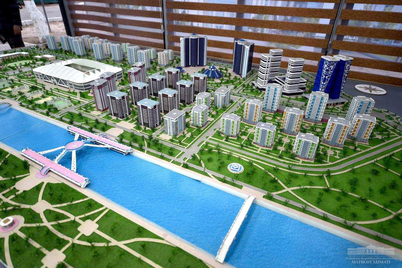IT-парк в Нукусе сдадут в эксплуатацию в 2021 году