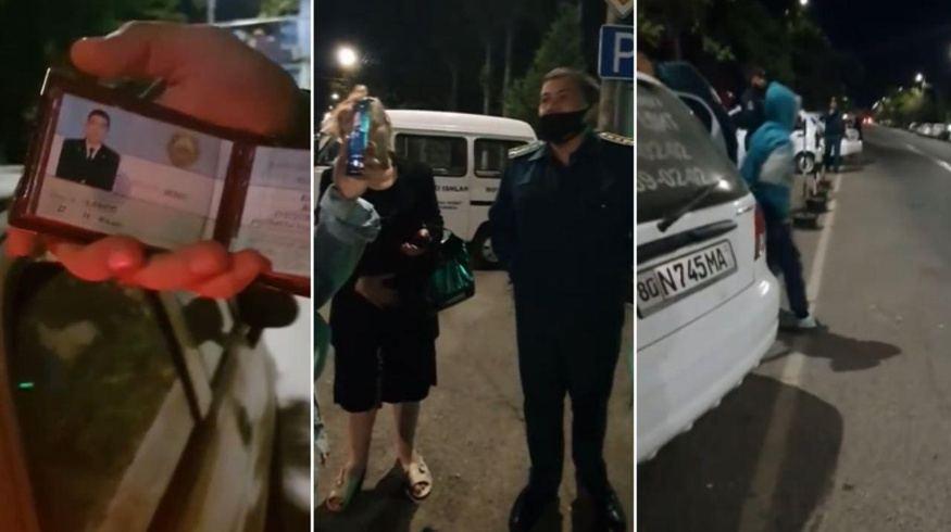 ГУВД Ташкента завершило служебное расследование по факту задержания 13-летнего подростка