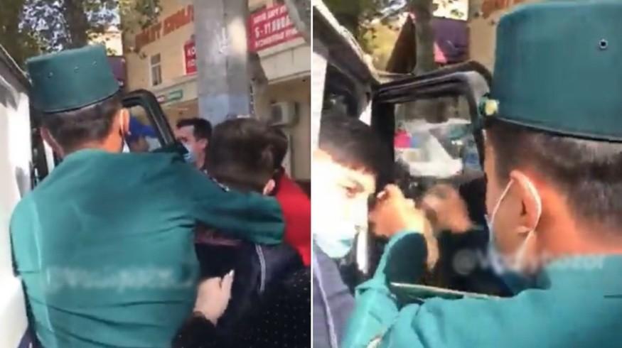 С сотрудниками проведена разъяснительная работа – в УВД Самаркандской области объяснили случай с задержанием 16-летнего подростка