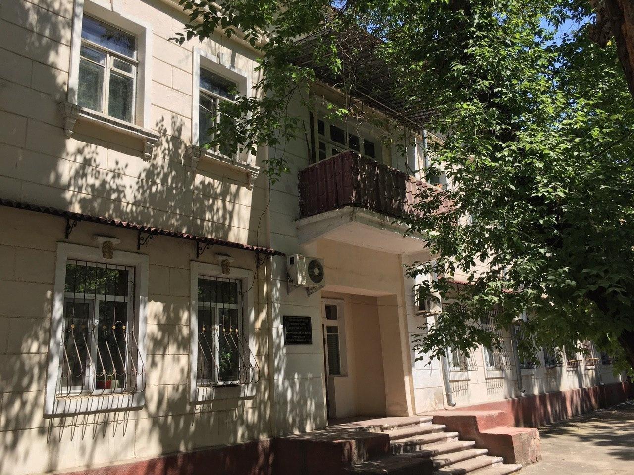 Дом №7 по улице Бабура в Ташкенте признали объектом культурного наследия