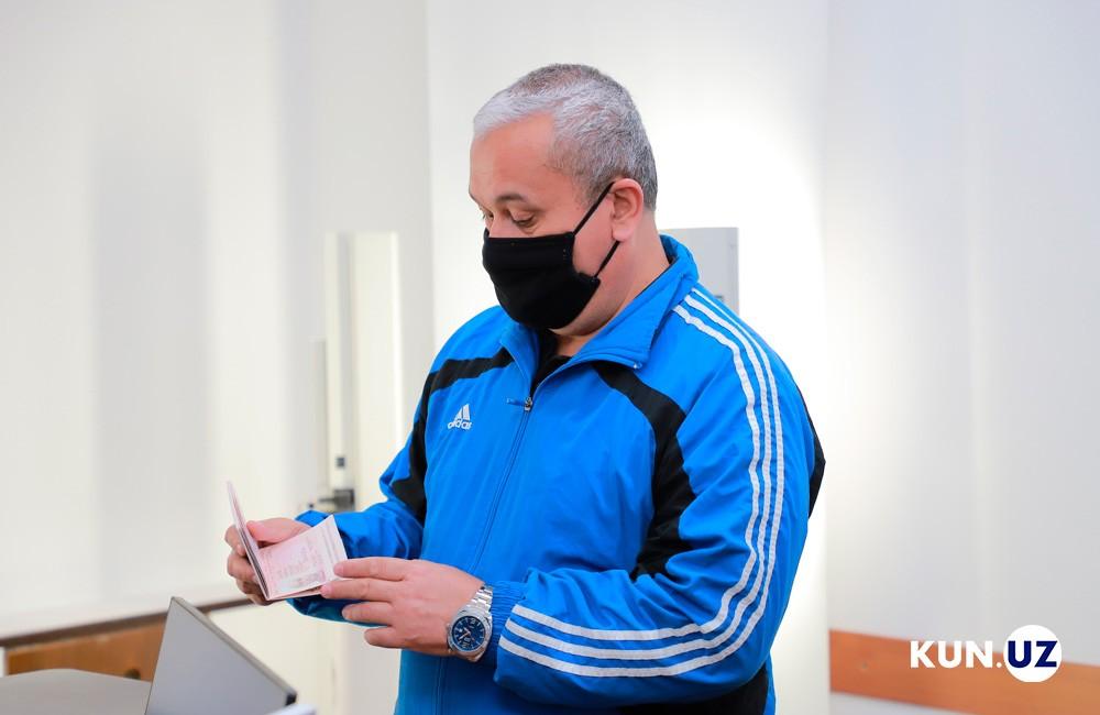 Расследование в отношении журналиста Бобомурода Абдуллаева прекращено