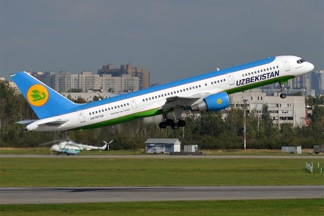 Возобновление авиасообщения между Душанбе и Ташкентом отложено до начала следующего года