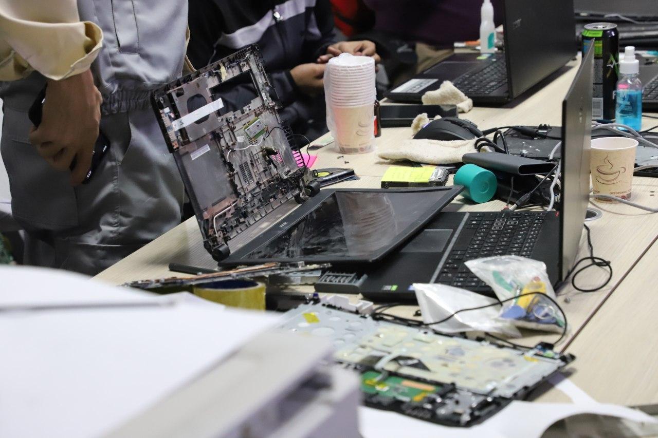 В результате забастовки рабочие завода GTL нанесли ущерб имуществу в размере 480 млн сумов