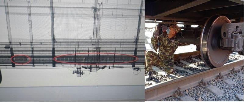 Таможенники обнаружили в поезде из Таджикистана свыше 170 килограммов героина и гашиша