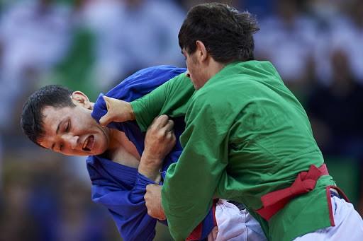 Кураш намерены включить в олимпийскую программу до 2028 года