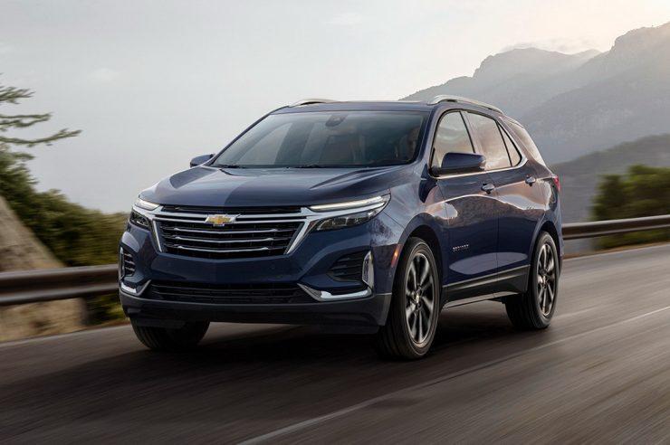 UzAuto Motors реализует автомобили Chevrolet Equinox на внутреннем рынке выше импортной цены