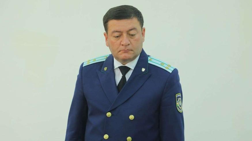 В Самаркандской области сменился прокурор