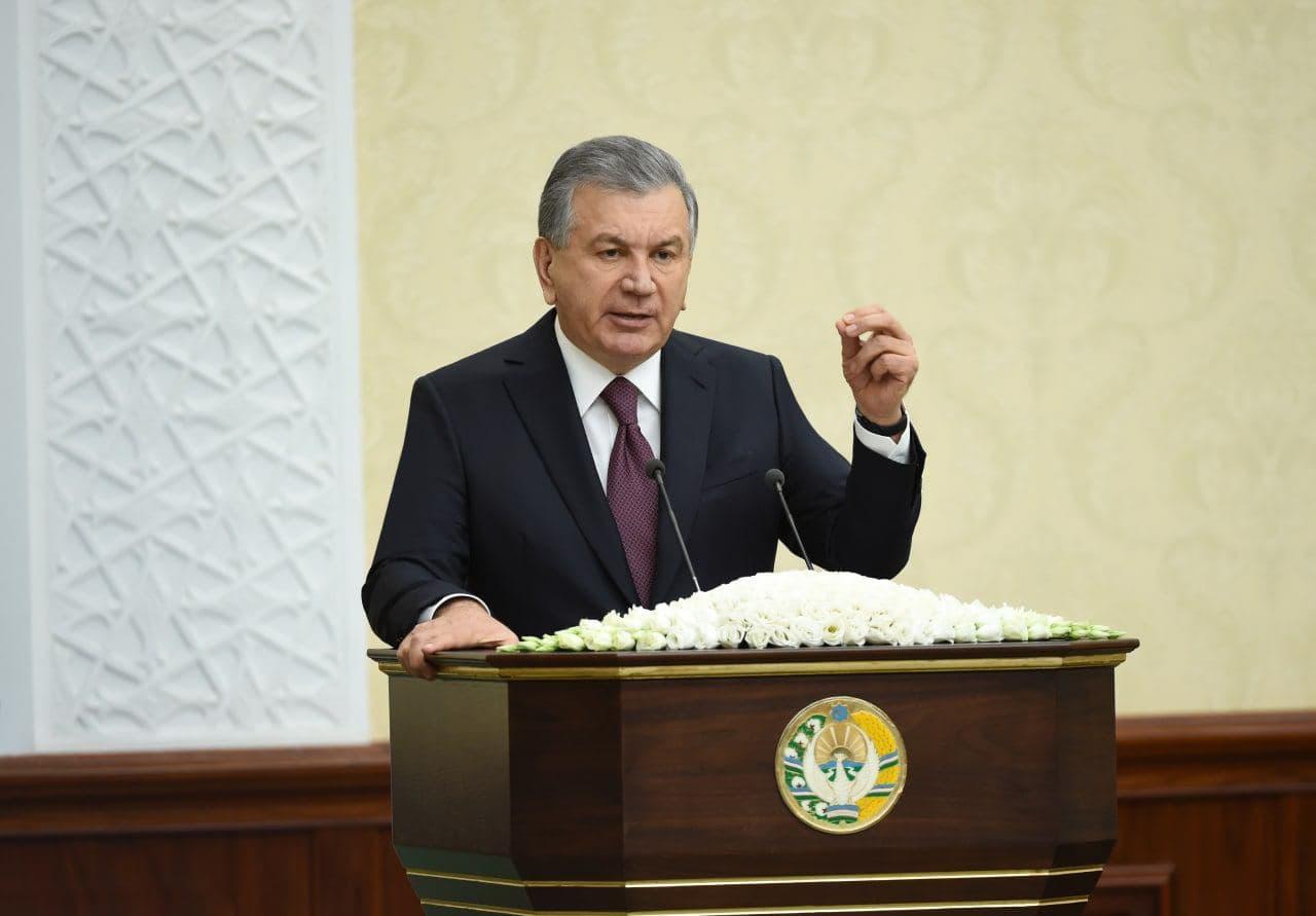 Президент: Қашқадарё вилояти аҳолисининг ичимлик суви билан таъминланганлик даражаси 50% ни ташкил қилади