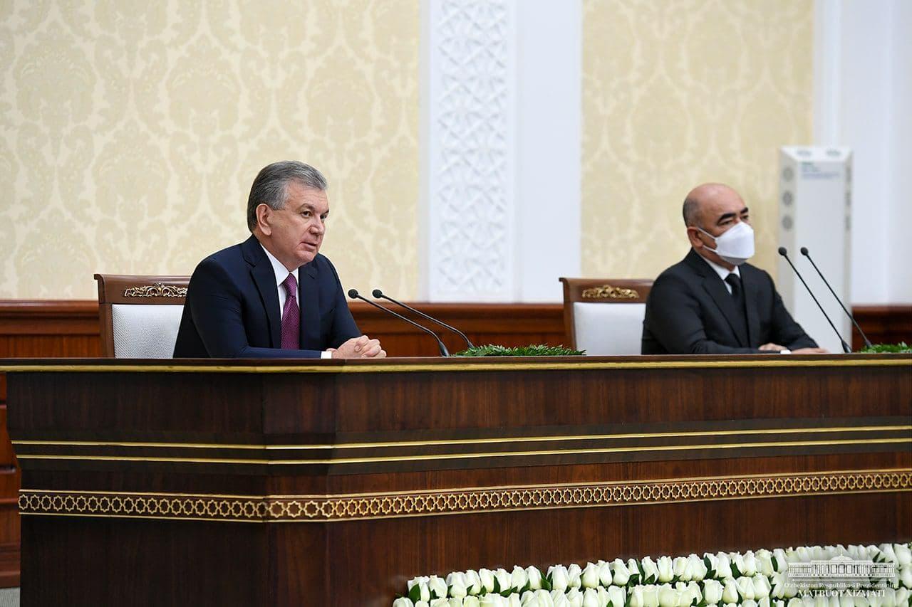 2021 год объявили годом развития предпринимательства в Кашкадарьинской области