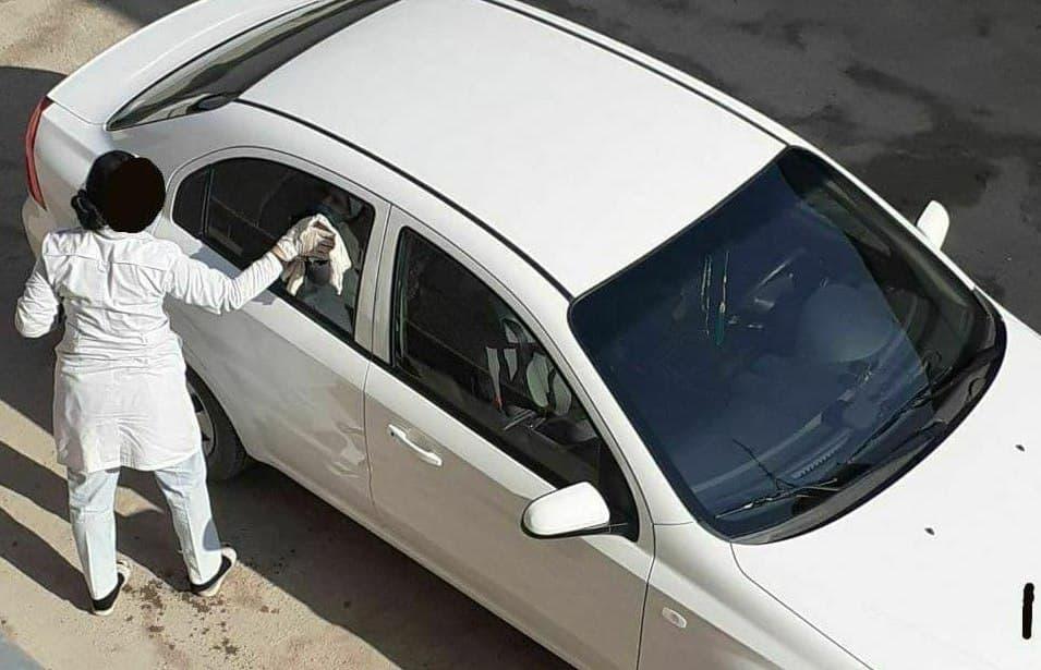 В Каракалпакстане заведующую отделом поликлиники оштрафовали за принуждение сотрудника к мойке машины