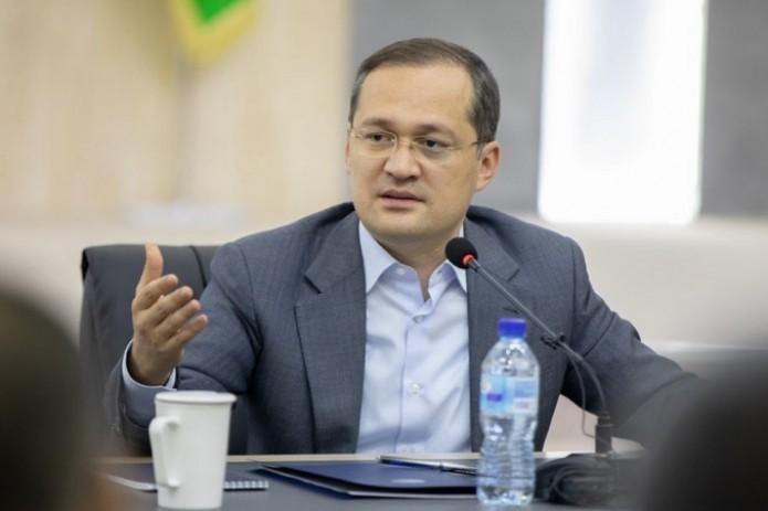 Комил Алламжонов: «Тошкент шаҳрини ҳокимият эплолмай қолганида