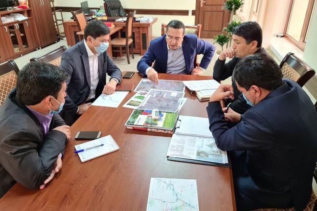 В Самарканде до конца 2021 года создадут велоструктуру на центральных улицах