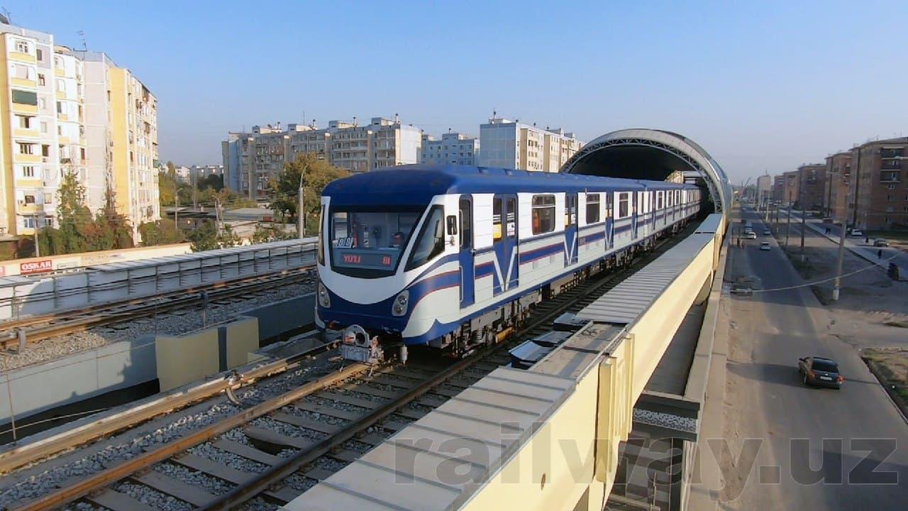 Сергелийская ветка метро заработает до конца 2020 года