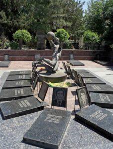 35 лет с момента катастрофы «Пахтакор-79»