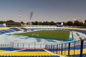 Матчи со сборными Иордании и Новой Зеландии пройдут на стадионе «Пахтакор»