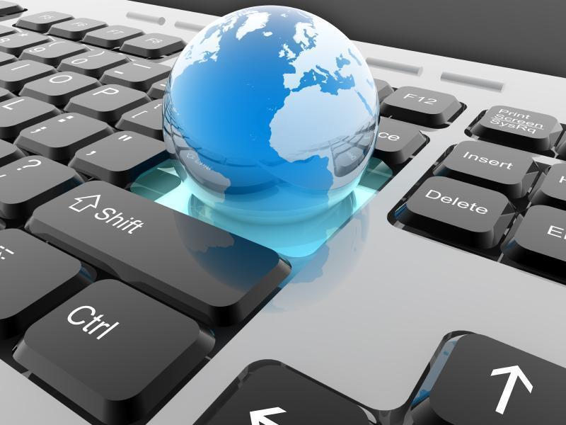 Субъекты малого бизнеса и частного предпринимательства можно зарегистрировать через интернет