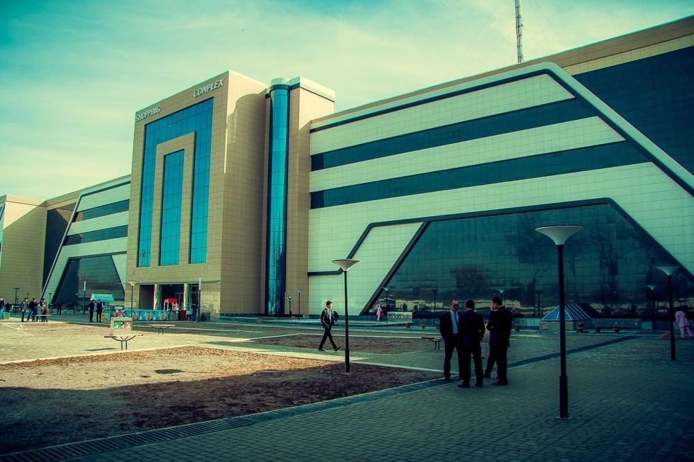 Два новых кинотеатра в Ташкенте