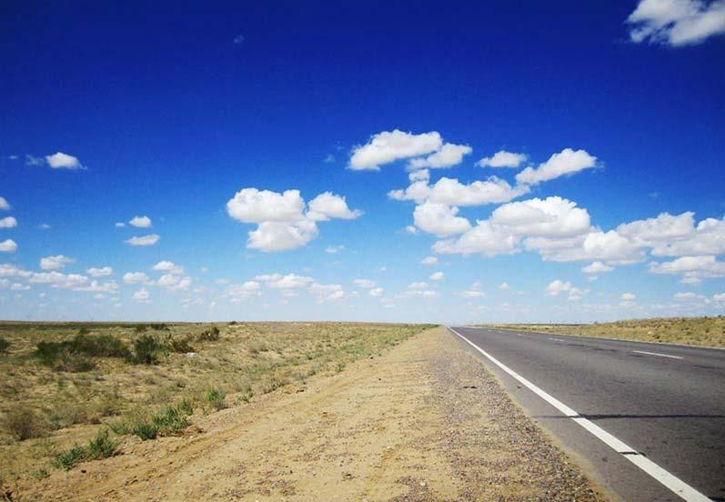 Российские туристы о пересечении пешком границы Казахстана с Узбекистаном