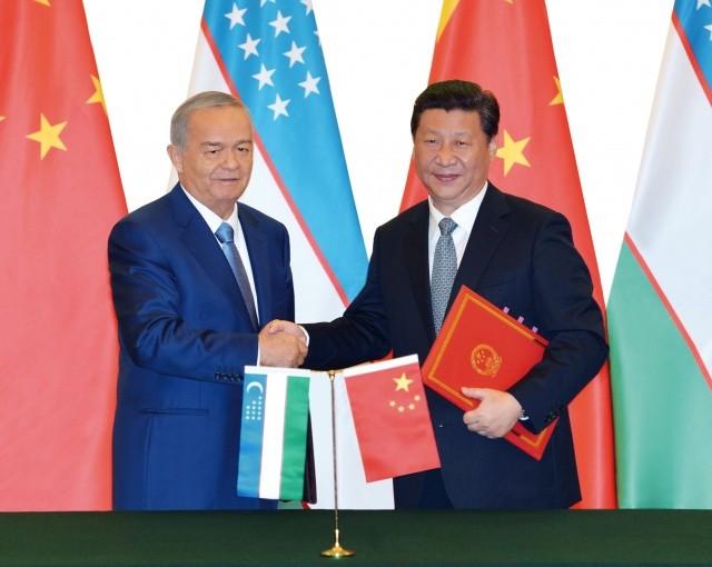 Между Узбекистаном и Китаем подписано соглашение на $6 млрд