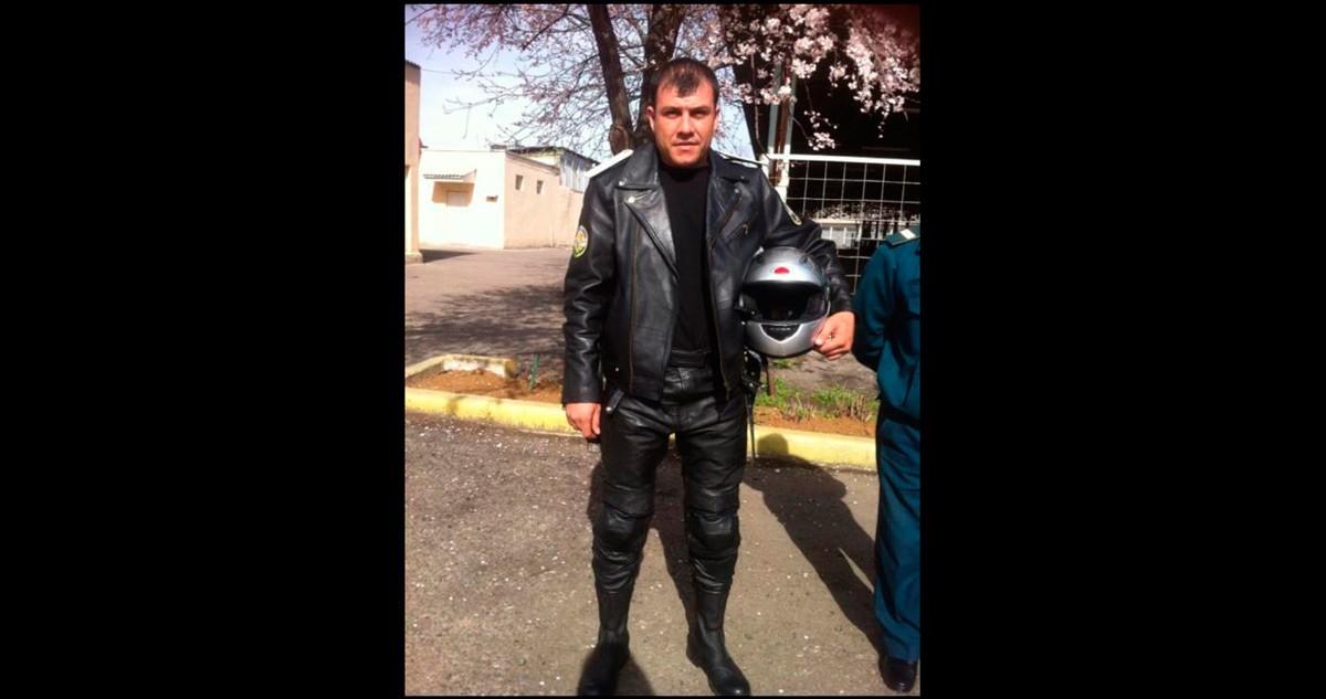 Представлена форма сотрудников милиции и ГУБДД на мотоциклах