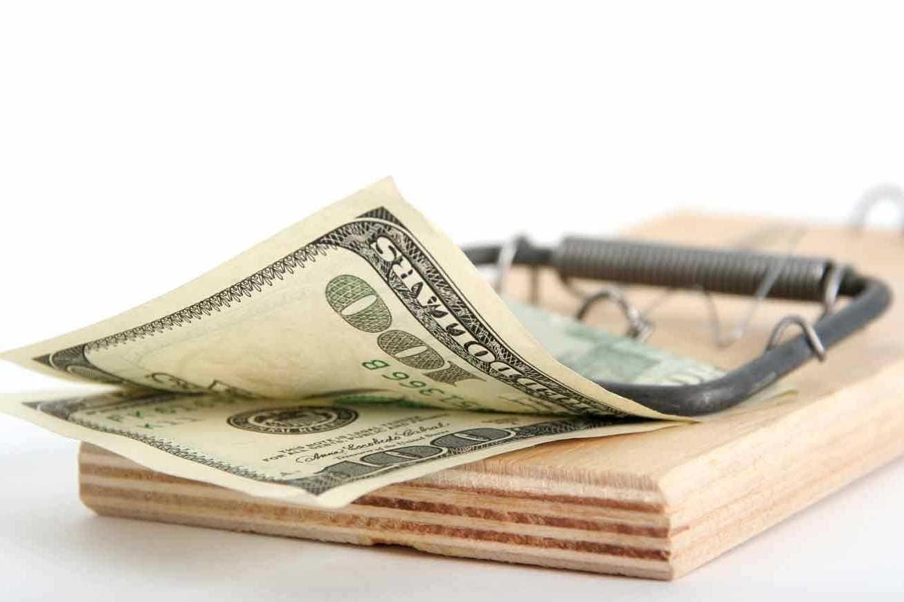 Легкие деньги – тяжелая расплата