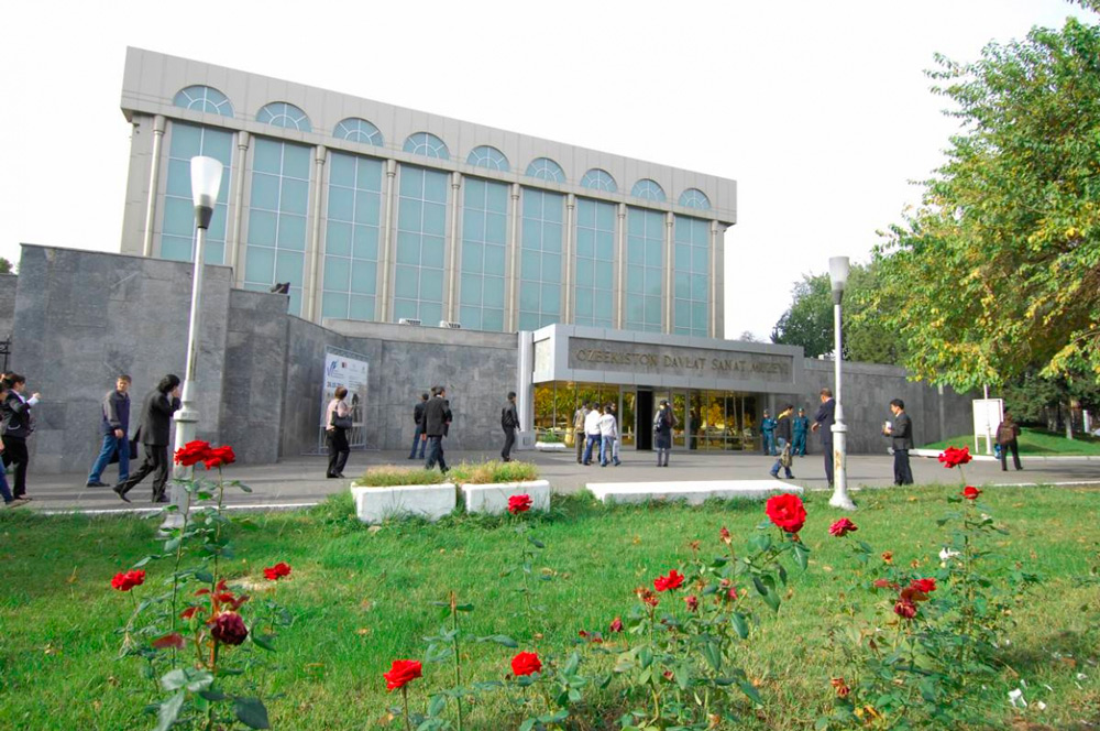 Музей Искусств закрылся на ремонт