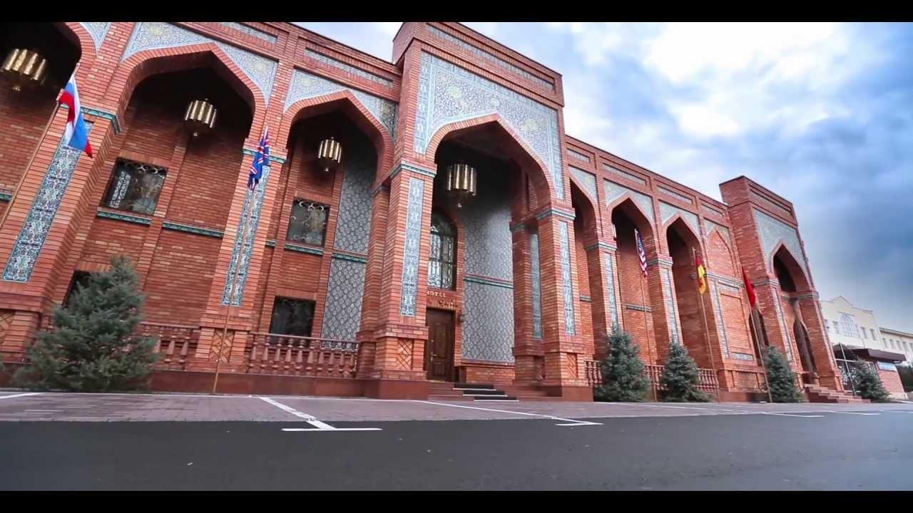 Гостиничный комплекс Ichan Qala выставлен на открытые торги