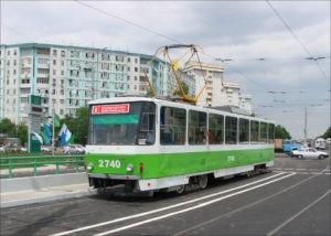 В Ташкенте произошло ДТП возле 1-й городской больницы