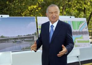 Президент побывал на новых объектах Ташкента