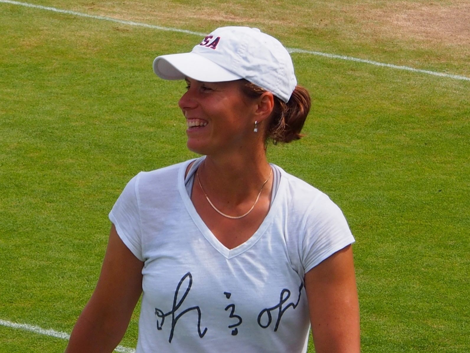Тошкентлик теннисчи қиз Серена Уильямсни инграшга мажбур этди
