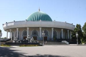 Неделя музеев в Узбекистане