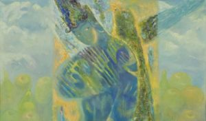 «Ступени в рай» - персональная выставка Шахноз Абдуллаевой