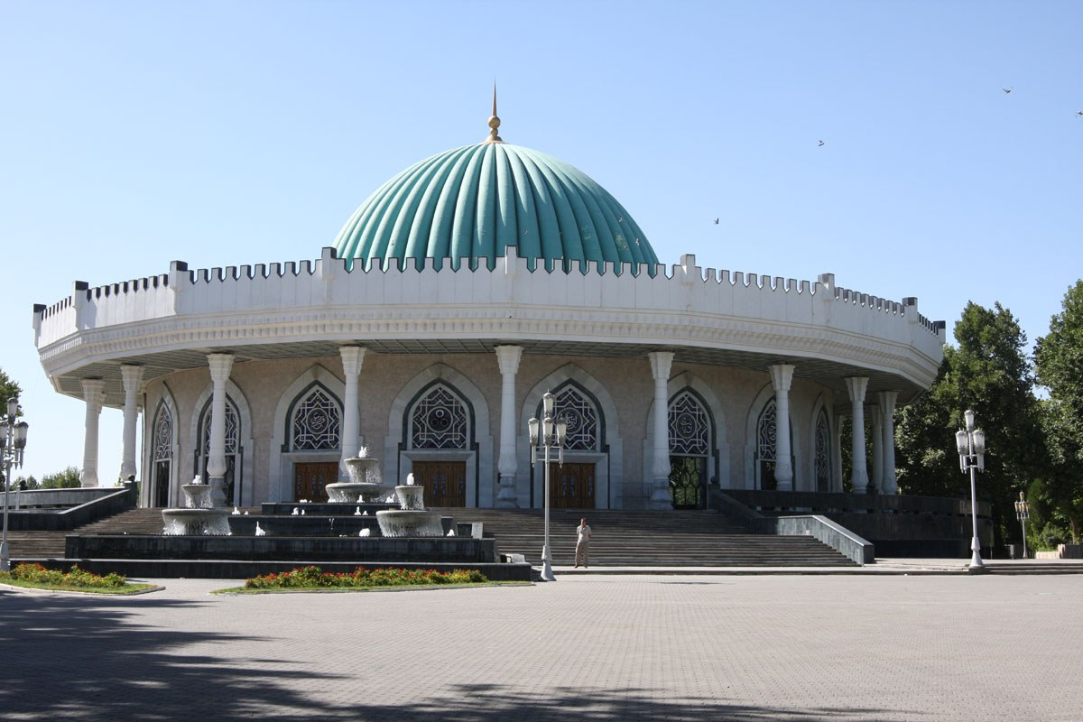 Ўзбекистонда музейлар ҳафталиги бошланди