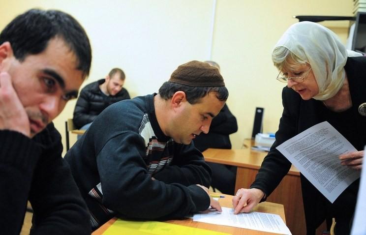 Меҳнат муҳожирлари интернет орқали рус тилидан имтиҳон топшириши мумкин