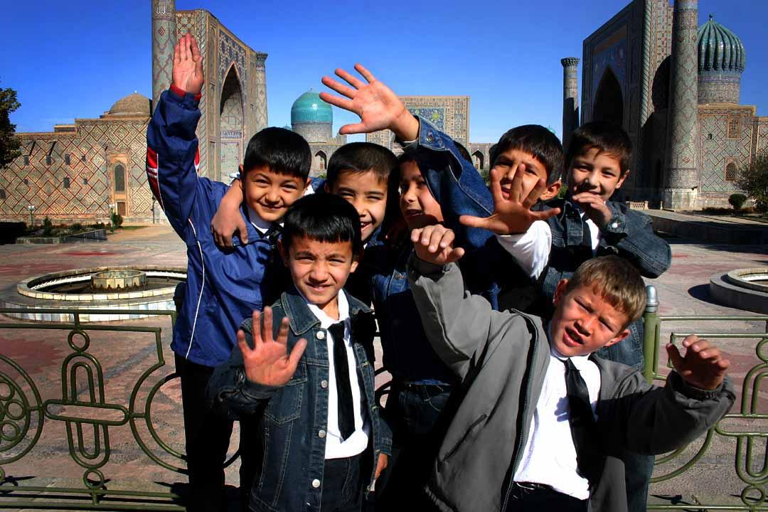 В 2014-2050 годах сокращение населения Узбекистану не грозит