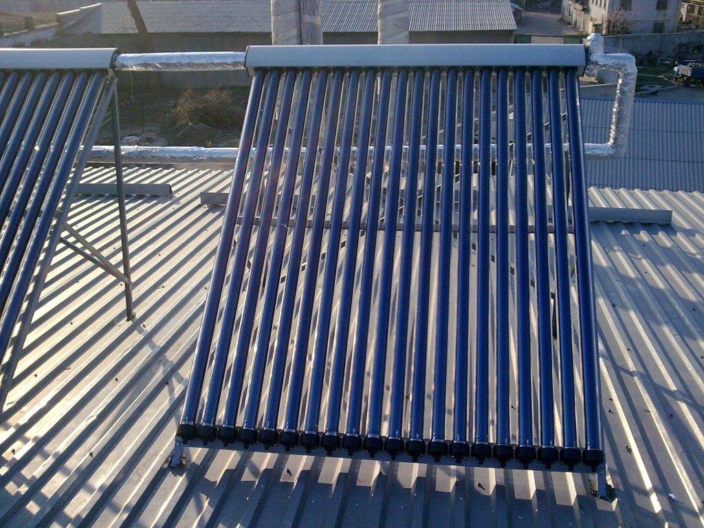 В Узбекистане будут производить солнечные коллекторы