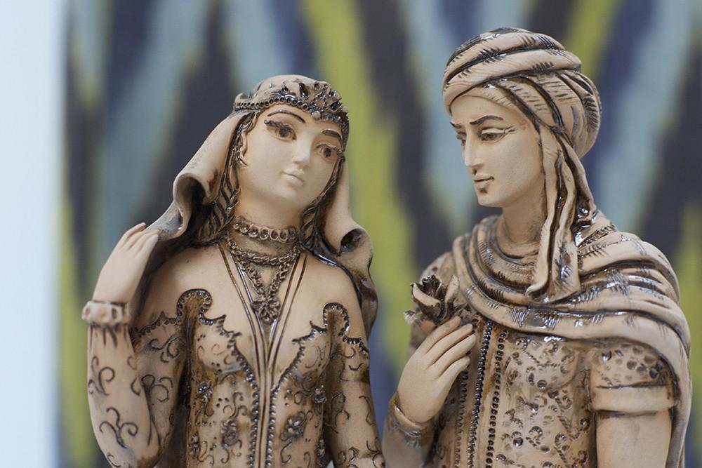 Выставка мастеров «Легенды и мифы народов мира»