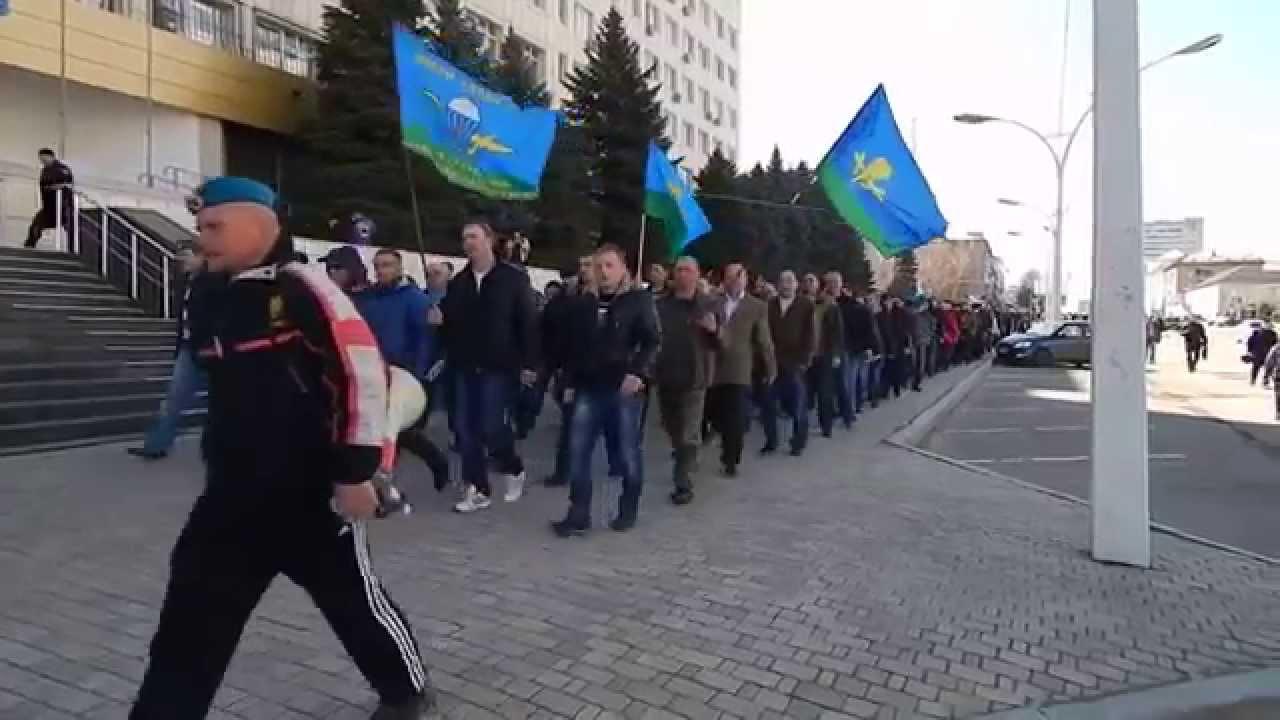 Луганск собирается выйти из состава Украины вслед за Донбассом и Харьковом