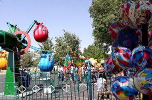 В Ташкентской области появился новый парк